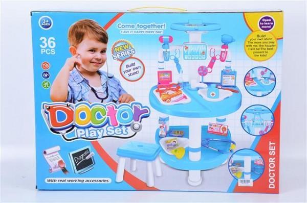 Igračka Doktor set sa opremom