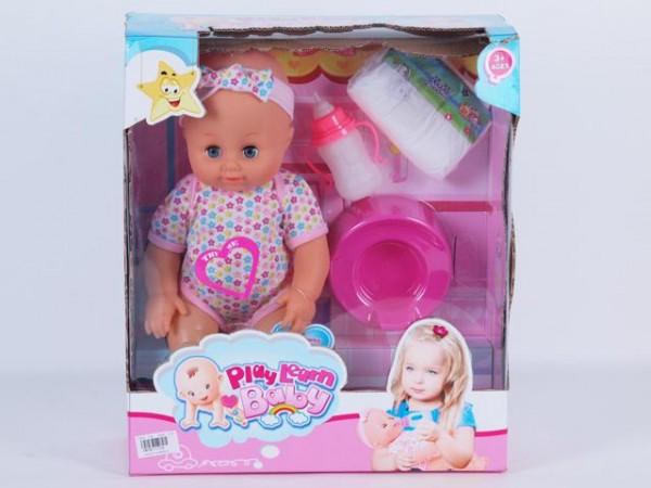 Igračka za decu Lutka sa pelenom