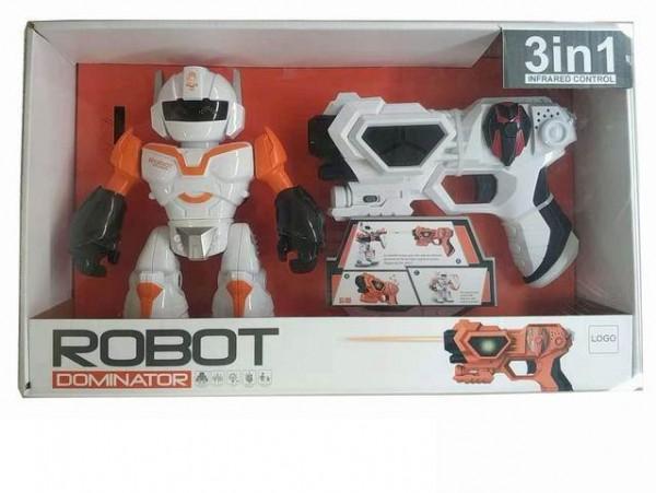 Igračka Robot sa svetlosnim i zvučnim efetktima