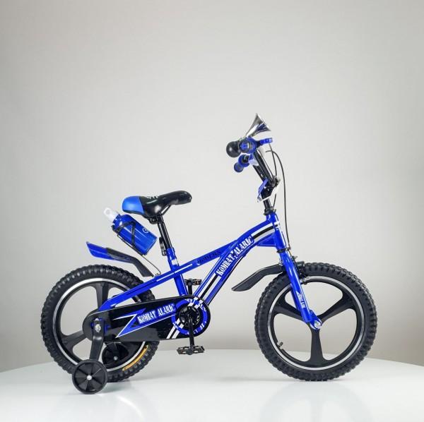 Bicikla za decu Combat plava 16inc