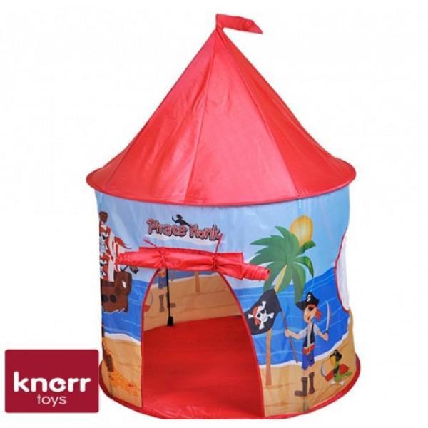 Knorr Dečiji šator za igru Pirat