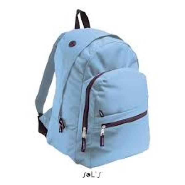 SOLS Dečiji školski ranac, plavi 43cm
