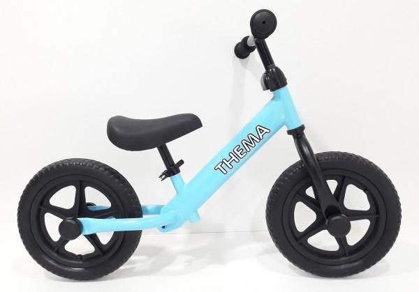 Balance bike - Bicikla za decu bez pedala, plava