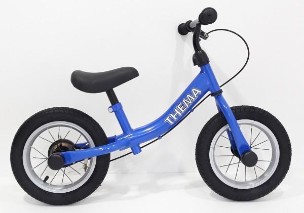 Balance bike - Bicikla za decu sa ručnom kočnicom, plava