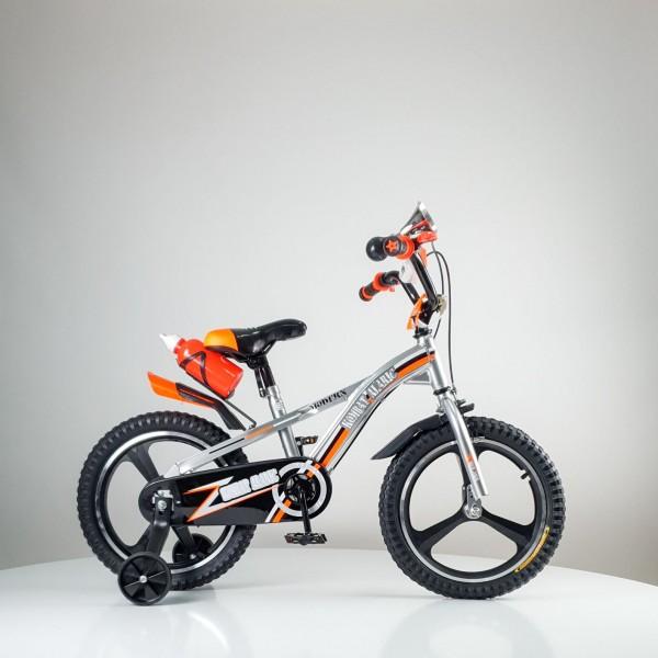 Bicikla za decu Combat silver 16inc