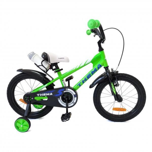 Bicikla za decu 16inc, zelena