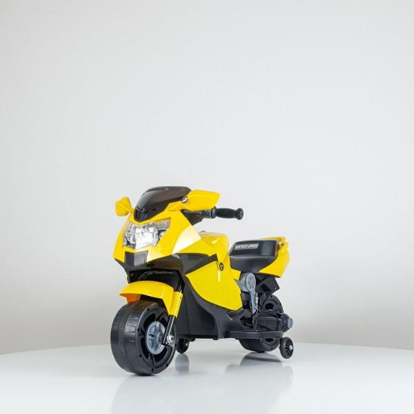Dečiji motor na akumulator Model 117 Žuti