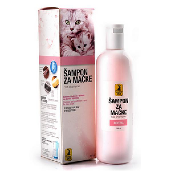 Nutri Pet šampon za mačke 200ml