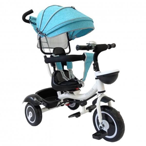 Tricikl - guralica za decu model 62 Mint
