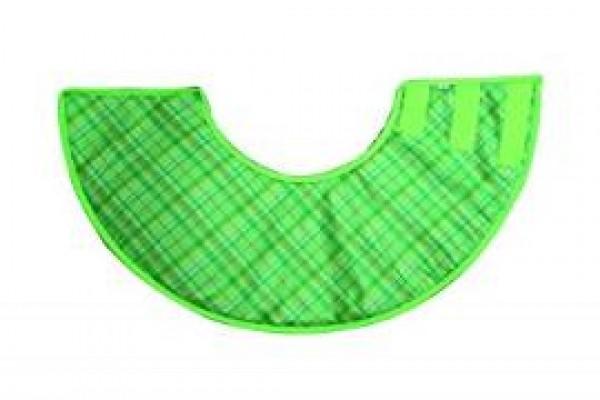 Mekana zaštitna kragna L Zelena