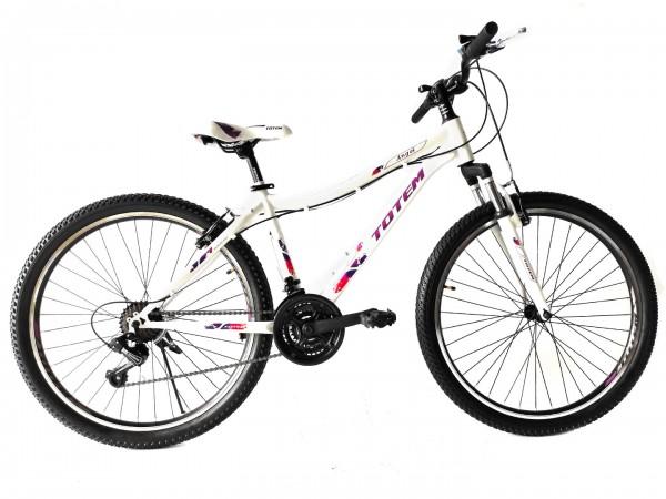 Bicikla za odrasle ANGEL TOTEM 26'' Bela