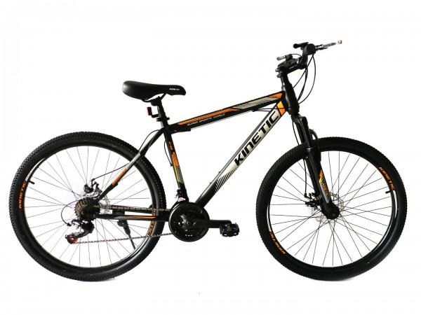 Bicikla za odrasle ARES KINETIC 27.5'' Crno - Narandžasti