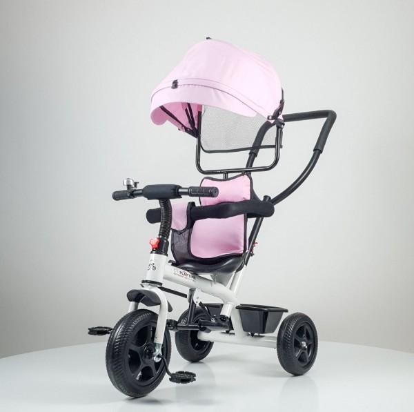 Tricikl-guralica Playtime Little 415 roze
