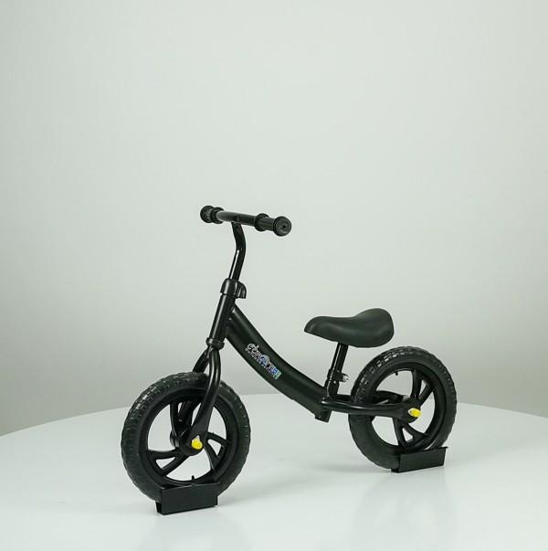 Bicikla za decu bez pedala Balance Bike model 752 Crna