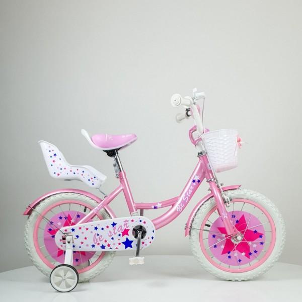 Bicikla za decu Model 709-12 ''BE STAR'' Pink