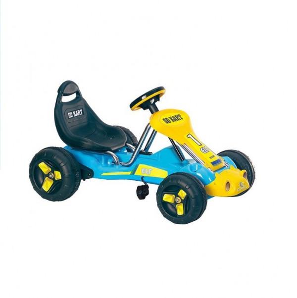 Dečiji auto na pedale Formula Model 404 plava