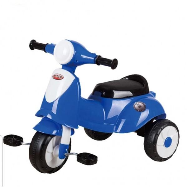 Tricikl za decu BAMBI model 440 Plavi