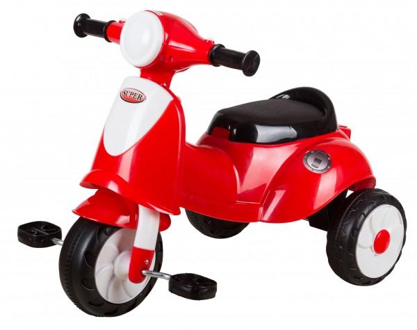 Tricikl za decu BAMBI model 440 Crveni