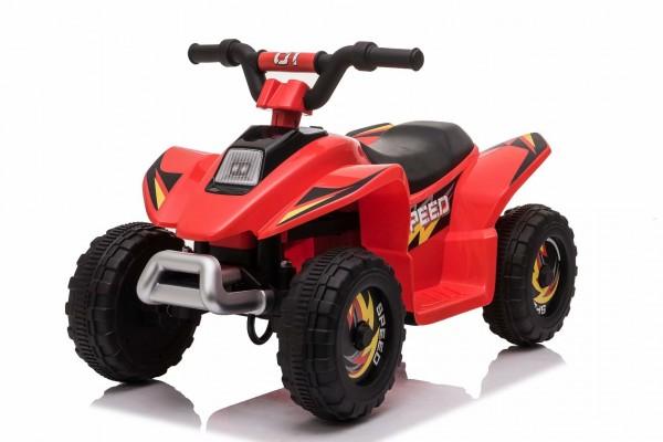 Dečiji automobil na akumulator model 129 - BAGI QUAD Crveni