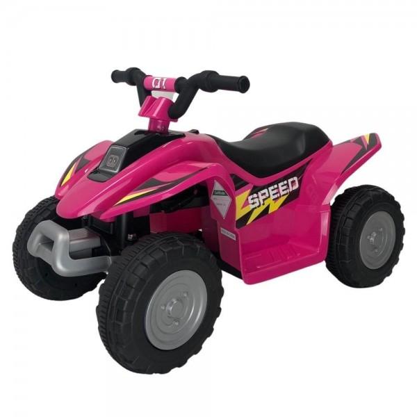 Dečiji automobil na akumulator model 129 - BAGI QUAD Roze
