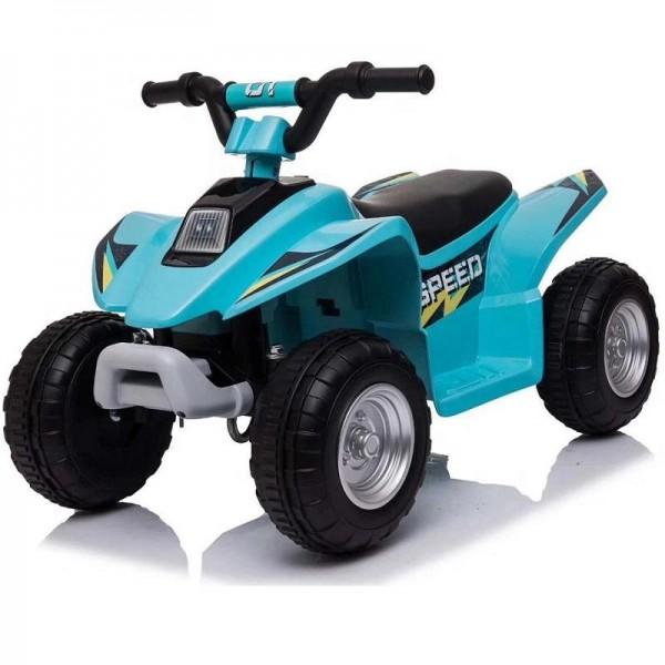 Dečiji automobil na akumulator model 129 - BAGI QUAD Plavi