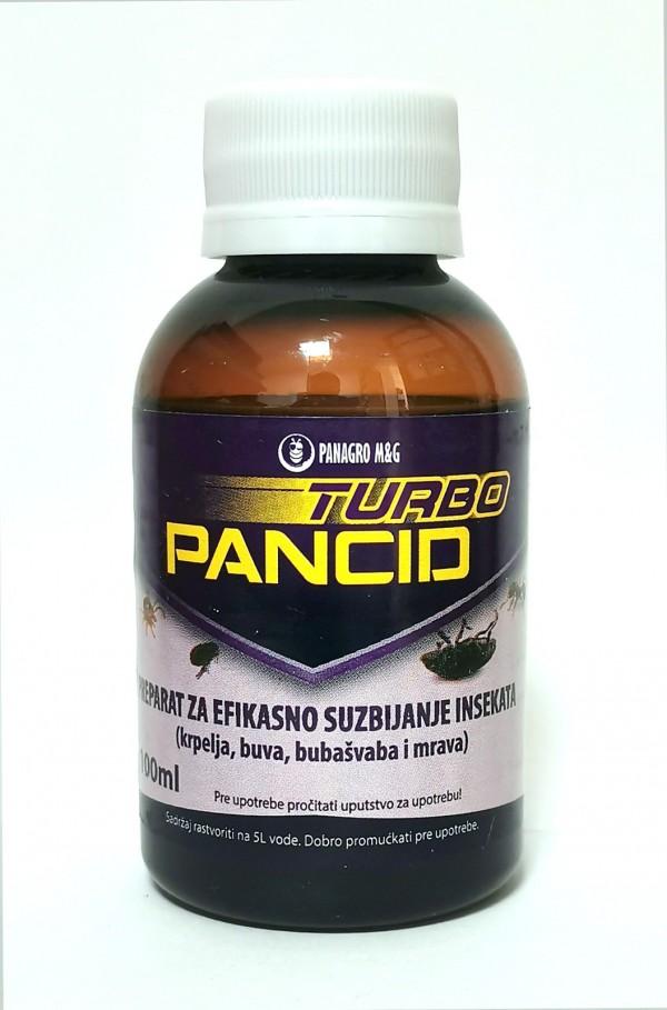 Pancid Turbo tečni koncentrovani insekticid 100ml