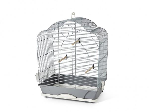 Savic kavez za ptice ''Isabelle'' 40, sivi