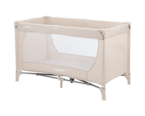 KikkaBoo Krevetac za bebe MEDLEY Bež - jedan nivo