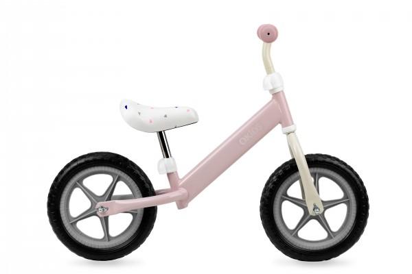 QKIDS bicikla za decu bez pedala Balance Bike FLEET Pink