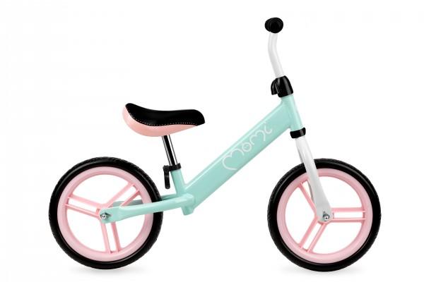 MoMi bicikla za decu bez pedala Balance Bike NASH Mint