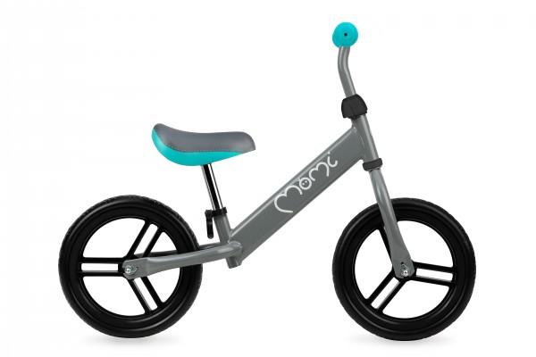 MoMi bicikla za decu bez pedala Balance Bike NASH Tirkizni