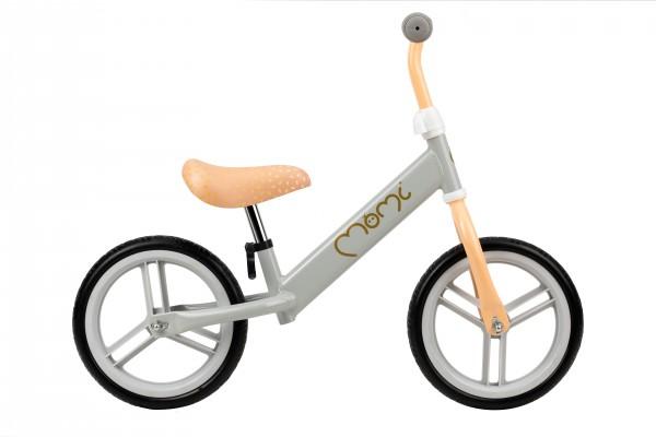 MoMi bicikla za decu bez pedala Balance Bike NASH Zlatna