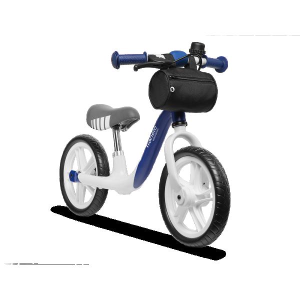LIONELO bicikla za decu bez pedala Balance Bike ARIE Plava