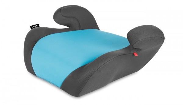 LIONELO Auto sedište-Booster za decu 15-36kg LUUK Tirkizno