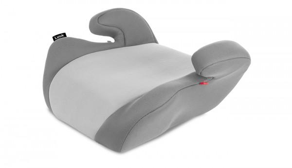 LIONELO Auto sedište-Booster za decu 15-36kg LUUK Sivo
