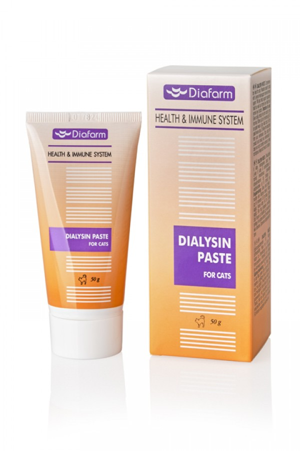 Diafarm Dialysin paste za mačke (50gr)