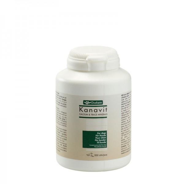 Diafarm tablete Kanavit Trace minerali (350 tableta)