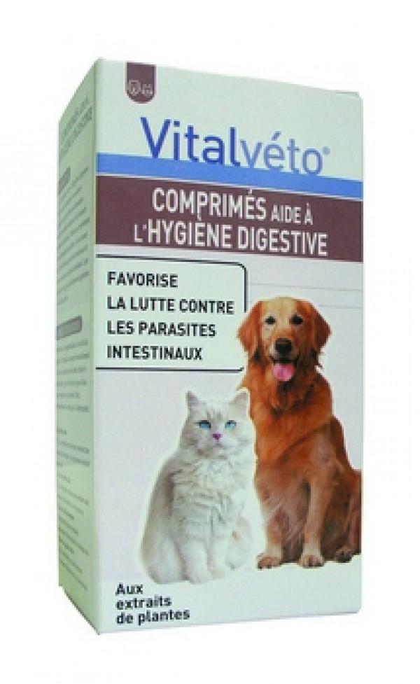 VitalVeto Tablete protiv crevnih parazita za pse i mačke (30kom)
