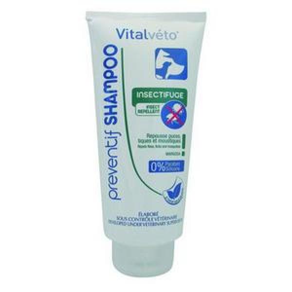 VitalVeto Insectifuge šampon za pse biocidni repelent za zaštitu od buva,krpelja i komaraca (300ml)