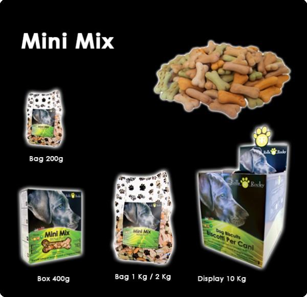 RollsRocky Mini Mix 2kg