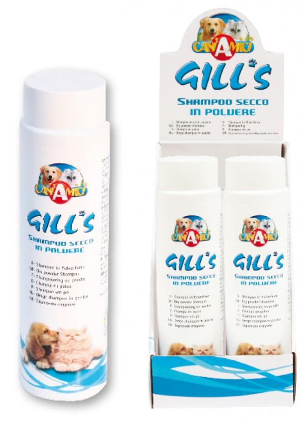 GILLS šampon suvi 200 ml