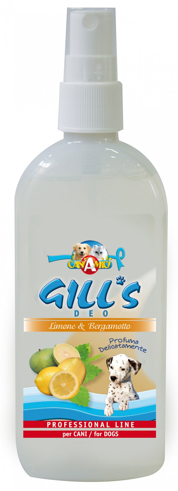 GILLS perfem limun 150 ml