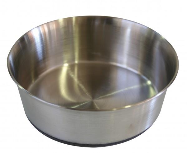 Metalna činija sa gumom 1l/16cm