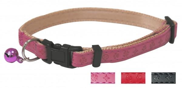 Ogrlica MyLord za mace roze