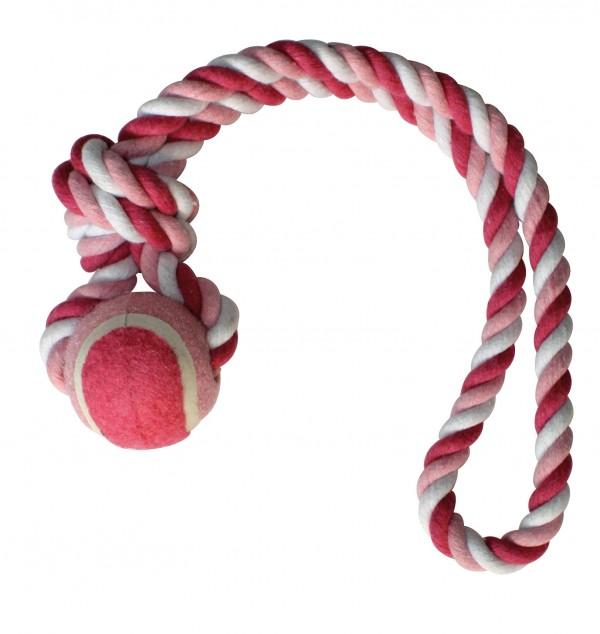 Igračka lopta-kanap roze SM