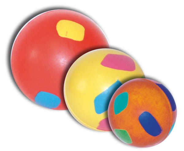 Lopta za pse više boja 50 guma