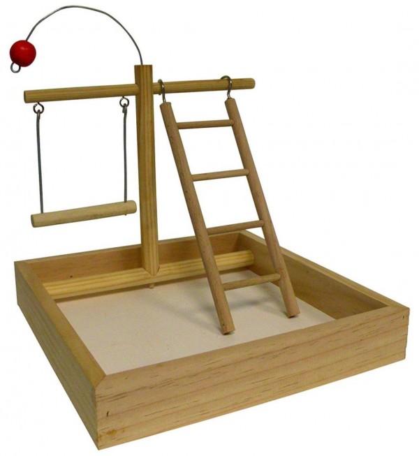Igračka za ptice igralište Perruches Model 3