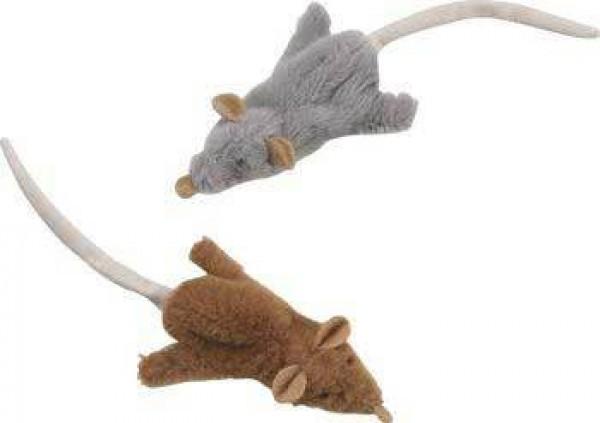 Igračka miš sa mačijom travom