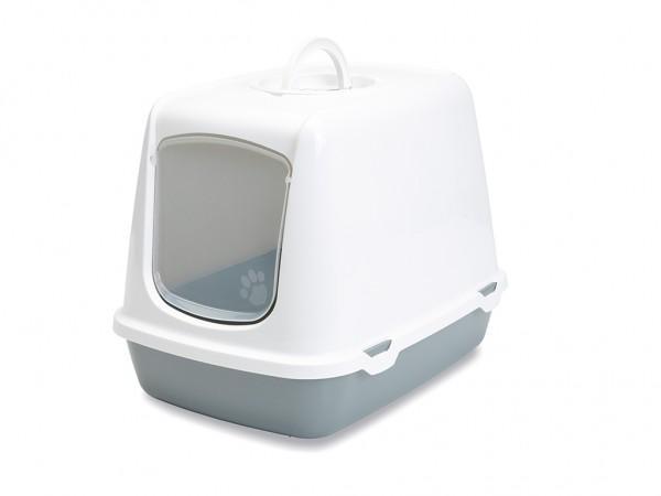SAVIC Toalet sa vratancima Oscar 50x37x39cm sivi