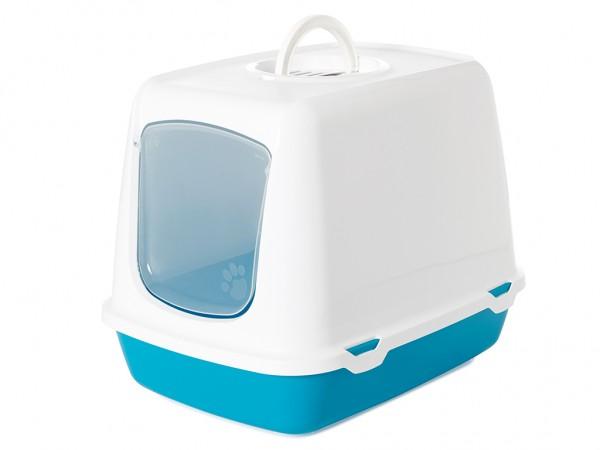 SAVIC Toalet sa vratancima Oscar 50x37x39cm plavi